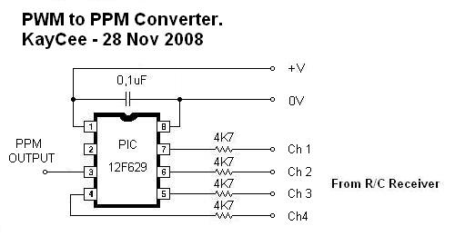 Attachment browser: PWM to PPM Circuit.jpg by KayCee_V4