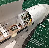 Name: IMG_3144.jpg Views: 427 Size: 146.1 KB Description: X-37B paper model