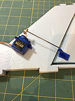 Name: IMG_9393.jpg Views: 7 Size: 2.44 MB Description: glue the servo in place after centering the rudder and servo