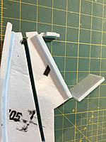 Name: IMG_9439.jpg Views: 4 Size: 2.46 MB Description: add the doubler flush along the aft top while leaving space for the canopy bulkhead and aft fuse