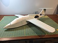 Name: IMG_9491.JPG Views: 8 Size: 1.81 MB Description: v2 with upgraded stiffer/thicker wings and more scale canopy