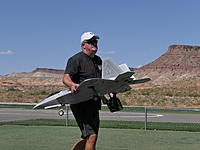 Name: P1130063-.JPG Views: 12 Size: 4.65 MB Description: Andy and his FW F-22