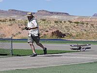 Name: P1130065-.JPG Views: 7 Size: 5.07 MB Description: Barrett getting his WWI bird ready for flight