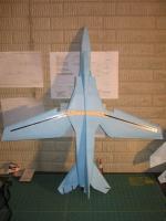 Name: MiG-32 construction pic 69.jpg Views: 2663 Size: 58.1 KB Description: unswept