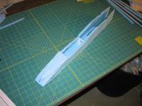 Name: MiG-32 construction pic 09.jpg Views: 1538 Size: 92.5 KB Description: trace the nose shape