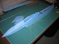 Name: MiG-32 construction pic 30.jpg Views: 1504 Size: 75.5 KB Description: attach one duct side