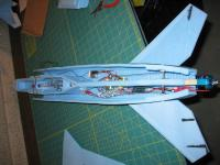 Name: MiG-32 construction pic 35.jpg Views: 2463 Size: 81.0 KB Description: completed (epoxy used)