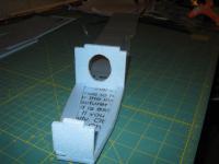 Name: IMG_4693.jpg Views: 1560 Size: 65.7 KB Description: bulkhead #2 secured with hot glue gun
