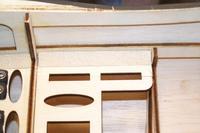 Name: Kyosho P40-50 series build mods 049.jpg Views: 205 Size: 59.2 KB Description: Same on the reciever tray.