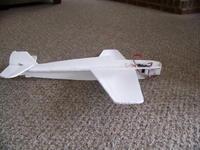 Name: 012.jpg Views: 319 Size: 97.0 KB Description: plane without rimfire 300, prop and 5g elevator servo