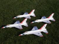 "Name: SideFront.jpg Views: 185 Size: 95.1 KB Description: Each jet had a 16"" WS - framework was a little too flexible."