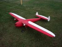Name: Mid-Am 2009 011S.jpg Views: 210 Size: 117.3 KB Description: Big twin, maybe the biggest model there?
