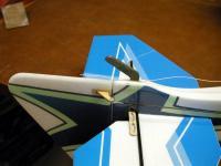 Name: Tail details.jpg Views: 472 Size: 100.7 KB Description: Tail skid & rudder horn re-enfrocement