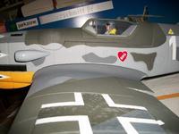 "Name: 109C.jpg Views: 146 Size: 54.9 KB Description: Side view of cockpit and ""Usch"" art."