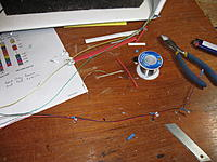 Name: IMG_1093.jpg Views: 45 Size: 259.1 KB Description: Soldering the wing wiring,
