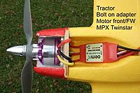 Name: Tractor motor front fw 1.jpg