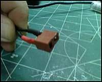 Name: 579879129_2060226272_0.jpeg Views: 144 Size: 23.7 KB Description: Other end of the 12V 1.25A plug is a female Deans.