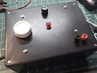 Name: 1026102357a.jpg Views: 152 Size: 44.4 KB Description: My 25.2V, 2A adjustable power supply. Worked first time!!!