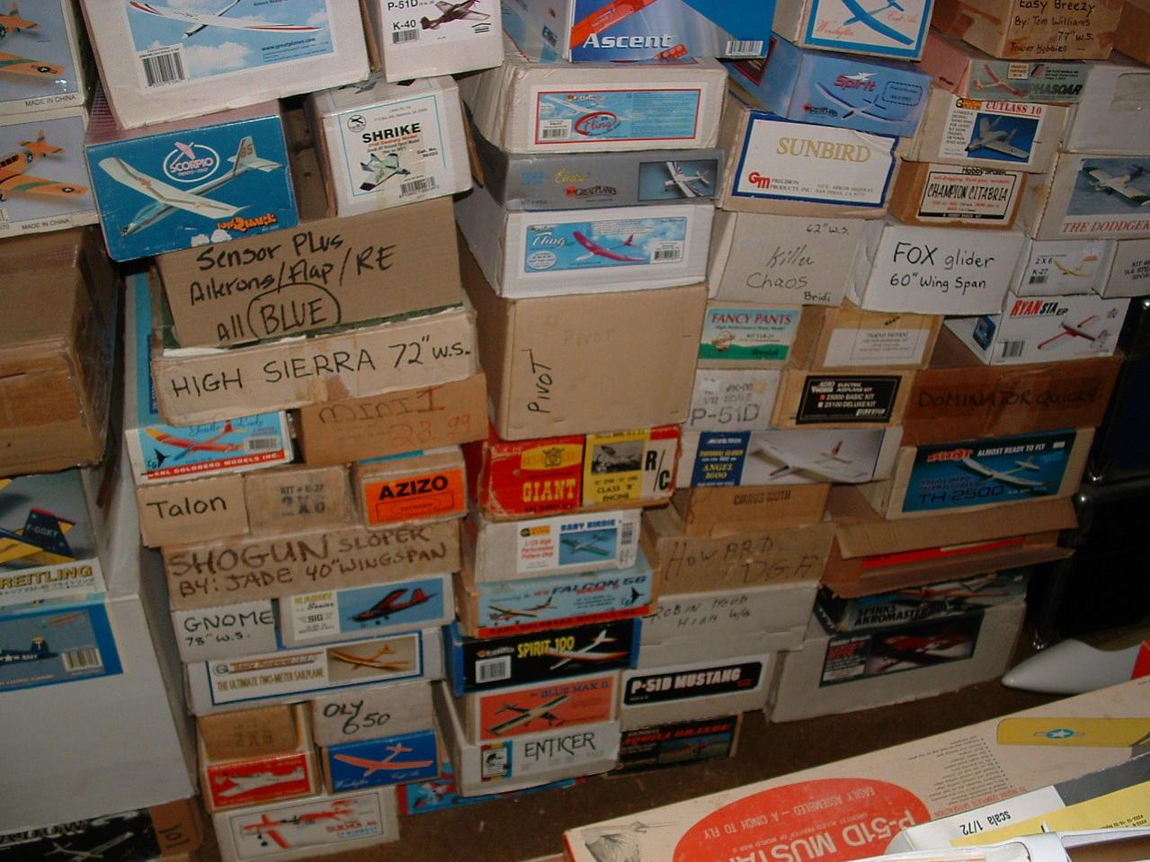 Name: Steve's kit collection 004.jpg Views: 1,348 Size: 191.9 KB Description: Top of stack