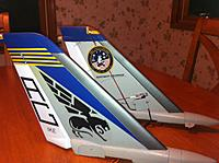 Name: IMG_0983.jpg Views: 96 Size: 412.5 KB Description: F-14 Tails Re-Branded for VF-143