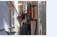 Name: F16 Front Gear Bent.jpg Views: 64 Size: 53.1 KB Description: