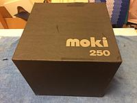 Moki 250 5 cyl radial for sale - RC Groups