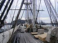 Name: dscf0147.jpg Views: 192 Size: 126.2 KB Description: Turning the ship at Domino Sugar to take her in stern first.