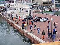 Name: dscf0157.jpg Views: 147 Size: 128.7 KB Description: Constellation's usual home - Pier One, Baltimore.