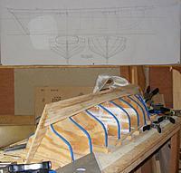 Name: pri20111009k.jpg Views: 178 Size: 102.9 KB Description: Plans on the shop wall.
