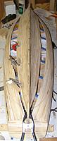 Name: pri20111027d.jpg Views: 151 Size: 54.4 KB Description: Pulled almost all the pins, ran the block plane over a few spots, and did a little sanding.