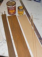 Name: pri20120420a.jpg Views: 63 Size: 85.7 KB Description: L: gray then oak stains M: oak then gray stains R: unstained bass