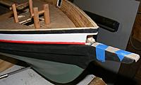 Name: pri20120518d.jpg Views: 75 Size: 87.8 KB Description: Made a hole in the hull.