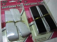 Name: dollar store stuff 008.jpg Views: 93 Size: 78.6 KB Description: Velcro.  Also known as 'fastening tape'.  :-)