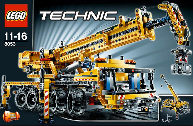 Attachment browser 8053 by jhawk19 rc groups - Jeux de construction lego technic ...