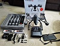Name: 20171114_074621.jpg Views: 17 Size: 1.09 MB Description: Gimbal is not in the photo and 1 of the batteries is inside the quad.