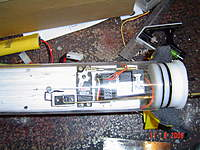 Name: rc submarine 006.jpg Views: 1739 Size: 122.6 KB Description: front end of wtc forward bow plane linkage