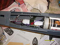 Name: rc submarine 011.jpg Views: 1726 Size: 68.5 KB Description: retrac air can for torp sys. tape was just there to hold in place while glue set up