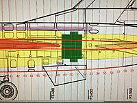 Name: Build-16.jpg Views: 81 Size: 1.19 MB Description: EDF mount location(green) Yellow represents ducting.
