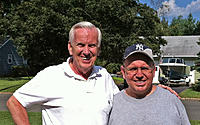 Name: HoraceGary.jpg Views: 212 Size: 211.9 KB Description: Horace and myself the day before the move