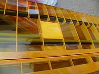 Name: P1040058.JPG Views: 182 Size: 328.8 KB Description: Center wing flap servo area