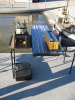 Name: IMG_0650.jpg Views: 108 Size: 106.6 KB Description: Mark's rail barge under construction.