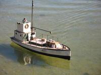 Name: IMG_0658.jpg Views: 105 Size: 62.9 KB Description: Mark's scratch built boat.