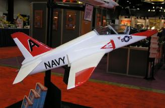 Ultrafly Prop-Jet, recently reviewed on E Zone!