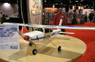 Multiplex Magister .40 size Electric Trainer is a true RTF package.