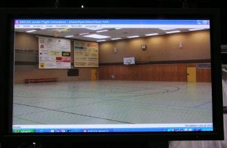 Reflex Mode Simulator - Indoors