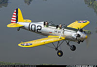 PT-22 ( This plane  was originally restored and owned by me - sold early 90's)