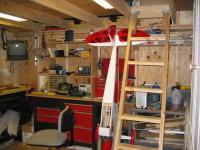 Name: m_IMG_4096.jpg Views: 1017 Size: 52.2 KB Description: Shop.  Ladder to loft folds up.