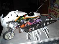 Name: SRC-DragBike04.jpg Views: 276 Size: 60.9 KB Description: 1/8 Drag Bike w/GTB-6.5 and 1800mAh 30c Lipos..