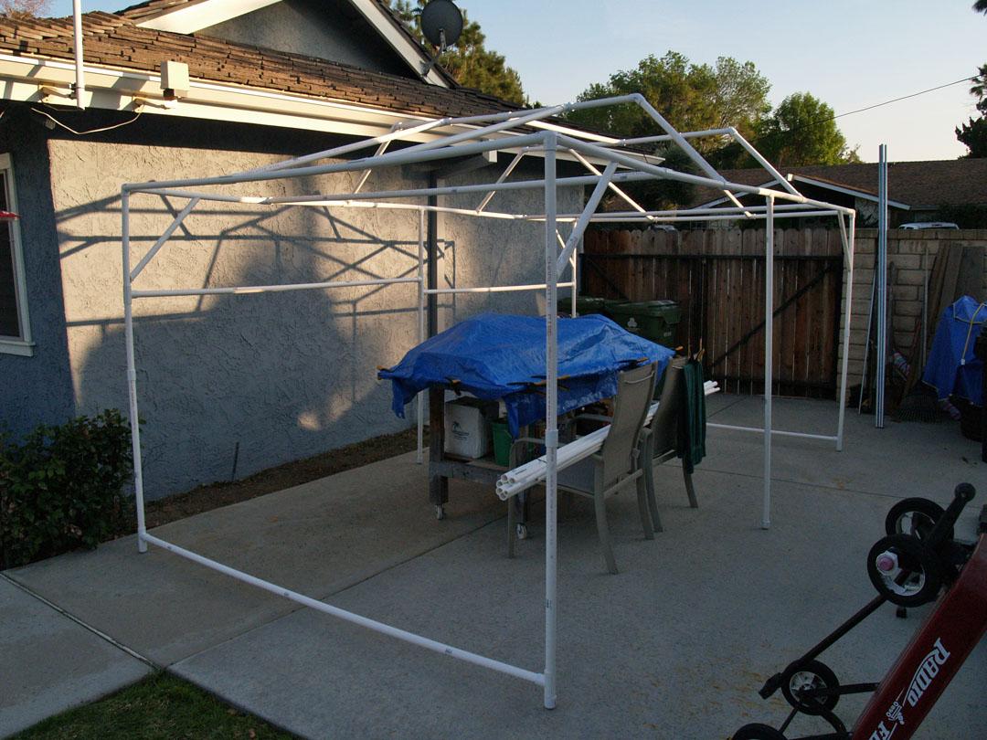 Name: res003.jpg Views: 377 Size: 231.2 KB Description: 10' x 14' PVC shade frame.