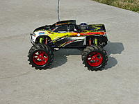 Name: T-Maxx Red Wheels 001.jpg